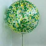 Cal Poly Graduation Confetti Jumbo with Bundle