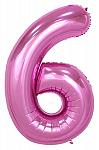 Pink Number 6