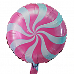 Pink Candy Twist
