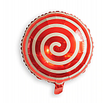 Red Candy Swirl