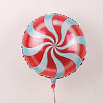 Red & Light Blue Candy Twist